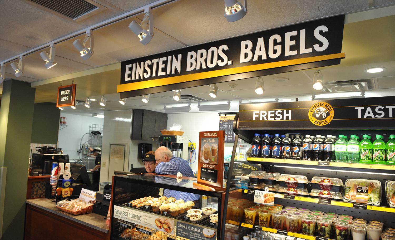 Einstein-Bagels