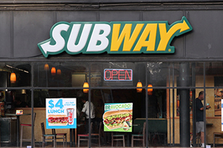 Subway Store